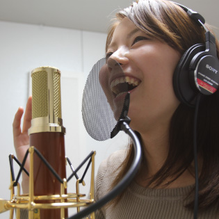 VMMS京都校 スタジオ風景2