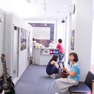 ベリーメリーミュージックスクール名古屋校 スタジオ風景3