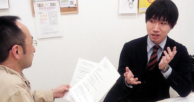 京都校在籍 西宮ケースケさん インタビュー2