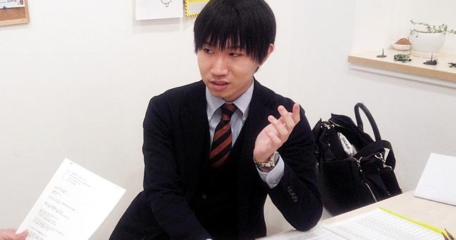 京都校在籍 西宮ケースケさん インタビュー3