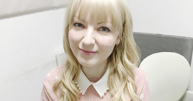 高田馬場校在籍 ジェーニャさん インタビュー3