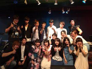 8pa!初の単独ライブ大成功です!
