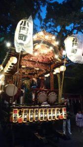 【八王子校】地元民としての暑い!熱い!八王子祭り-ボイトレ(ボイストレーニング)教室