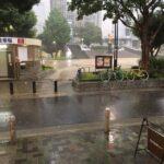 【名古屋校】今日は雨がすごいんです
