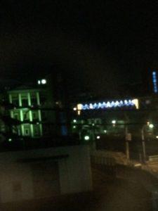 スクールから見える景色