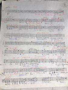 イメージとタイミングを捉える。歌の地図を描きながら歌の駆け引きしちゃいましょ!