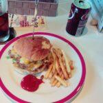 【名古屋校】ハンバーガー大好き🎵