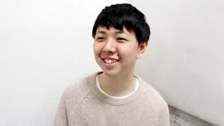 俳優・歌手志望村上健吾さん_320