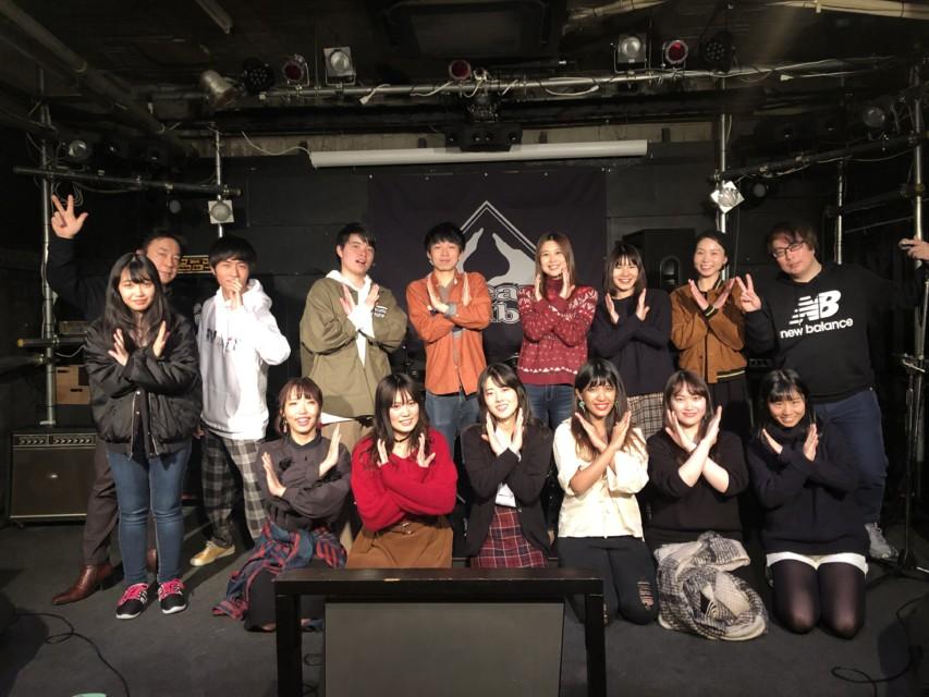 【名古屋校】単独ライブ『MIX LIVE vol.33』