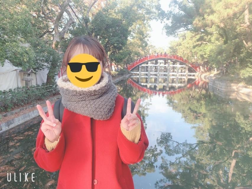 【名古屋校】名古屋人が住吉大社で初詣