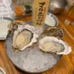 【新宿校】生牡蠣好きなんです