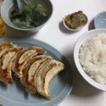 【高田馬場校】餃子はうまい!