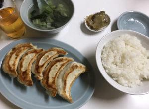 【新宿校】餃子はうまい!