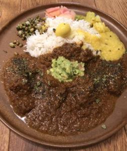 【新宿】カレーが美味い