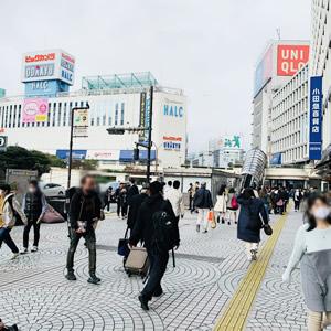 JR山の手線/丸の内線 新宿駅から徒歩の場合-00