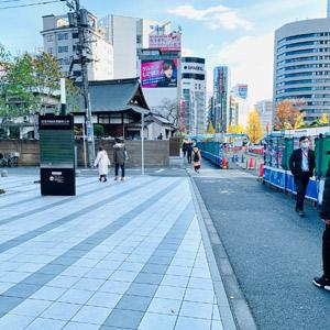 丸の内線 西新宿駅から徒歩の場合-02