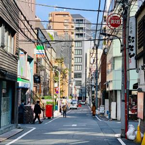 丸の内線 西新宿駅から徒歩の場合-03