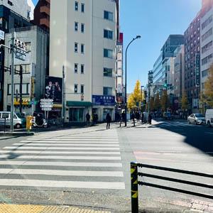 JR総武線 大久保駅から徒歩の場合-03