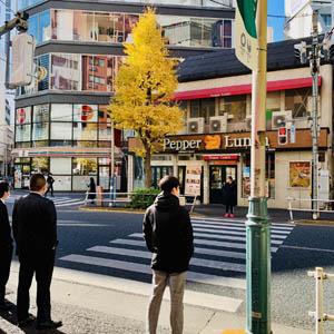 JR総武線 大久保駅から徒歩の場合-04