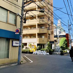 JR総武線 大久保駅から徒歩の場合-05