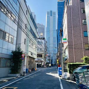 JR総武線 大久保駅から徒歩の場合-06