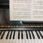 【京都校】久々のピアノ演奏