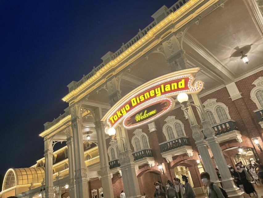 【横浜校】Tokyo Disney landに行きました♪